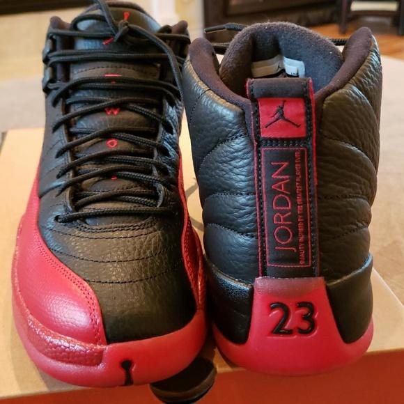 Jordan Shoes Flu Game Retro 12 Poshmark